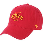 Zephyr Men's Iowa State Cyclones Cardinal Scholarship Adjustable Hat