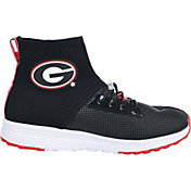 Eimoh Youth Georgia Bulldogs Lumn8 D2 Rise Black Sneaker