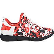 Eimoh Youth Georgia Bulldogs Red Lumn8 Flashpoint Sneaker