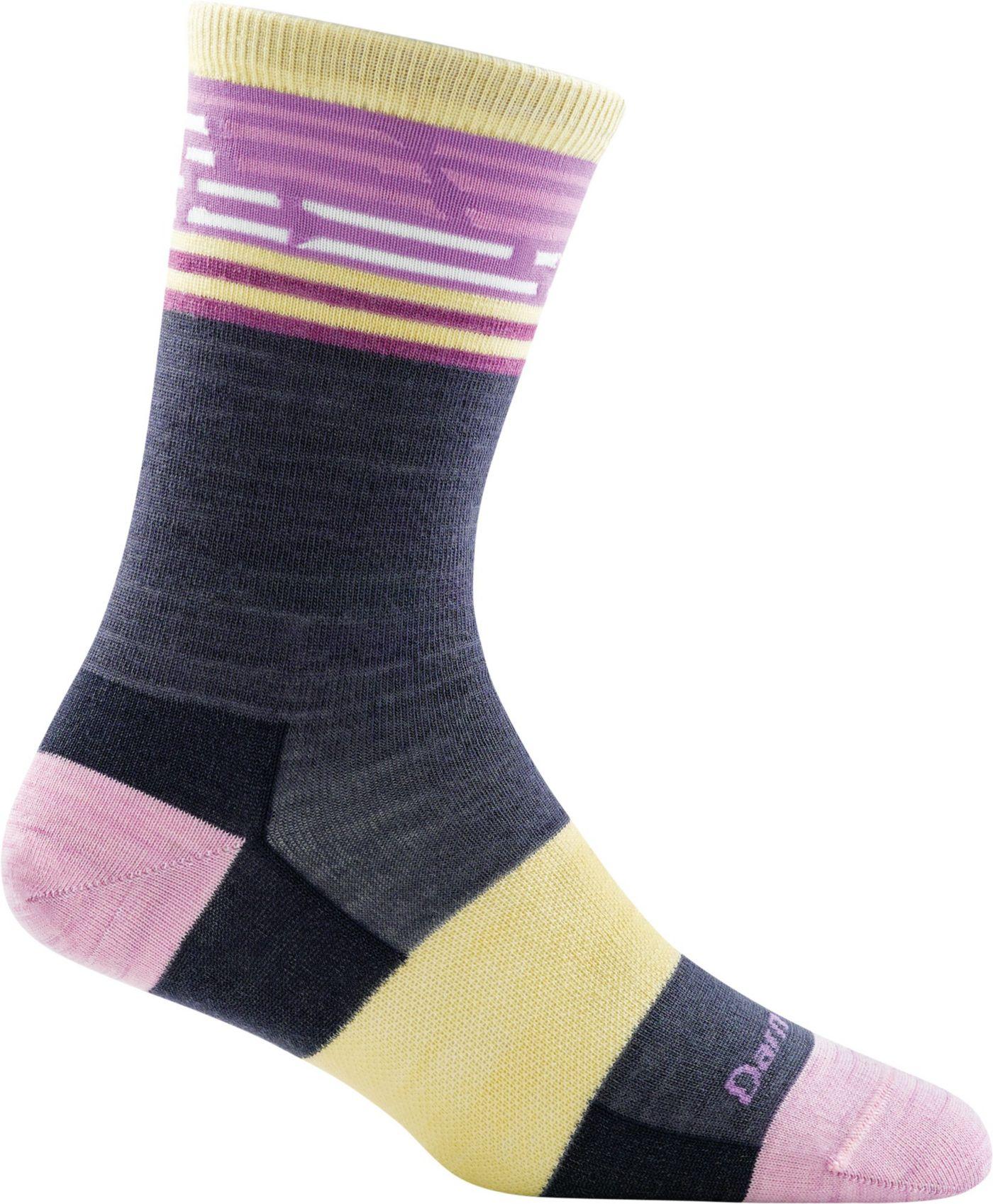 Darn Tough Women's Fraggle Crew Socks