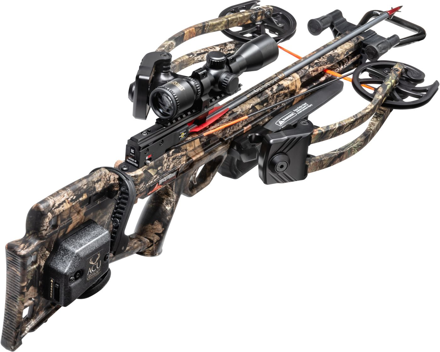 TenPoint Wicked Ridge RDX 400 Crossbow Package