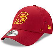 New Era Men's USC Trojans Cardinal 9FORTY Dash Adjustable Hat