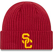 USC Authentic Apparel Men's USC Trojans Cardinal Classic Knit Beanie