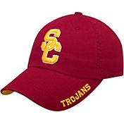 USC Authentic Apparel Men's USC Trojans Cardinal Slouch Adjustable Hat