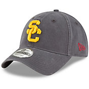 New Era Men's USC Trojans Grey Classic Twill Adjustable Hat
