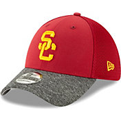 New Era Men's USC Trojans Cardinal Structured Adjustable Hat