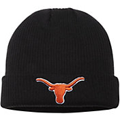 University of Texas Authentic Apparel Men's Texas Longhorns Durant Cuffed Knit Black Beanie