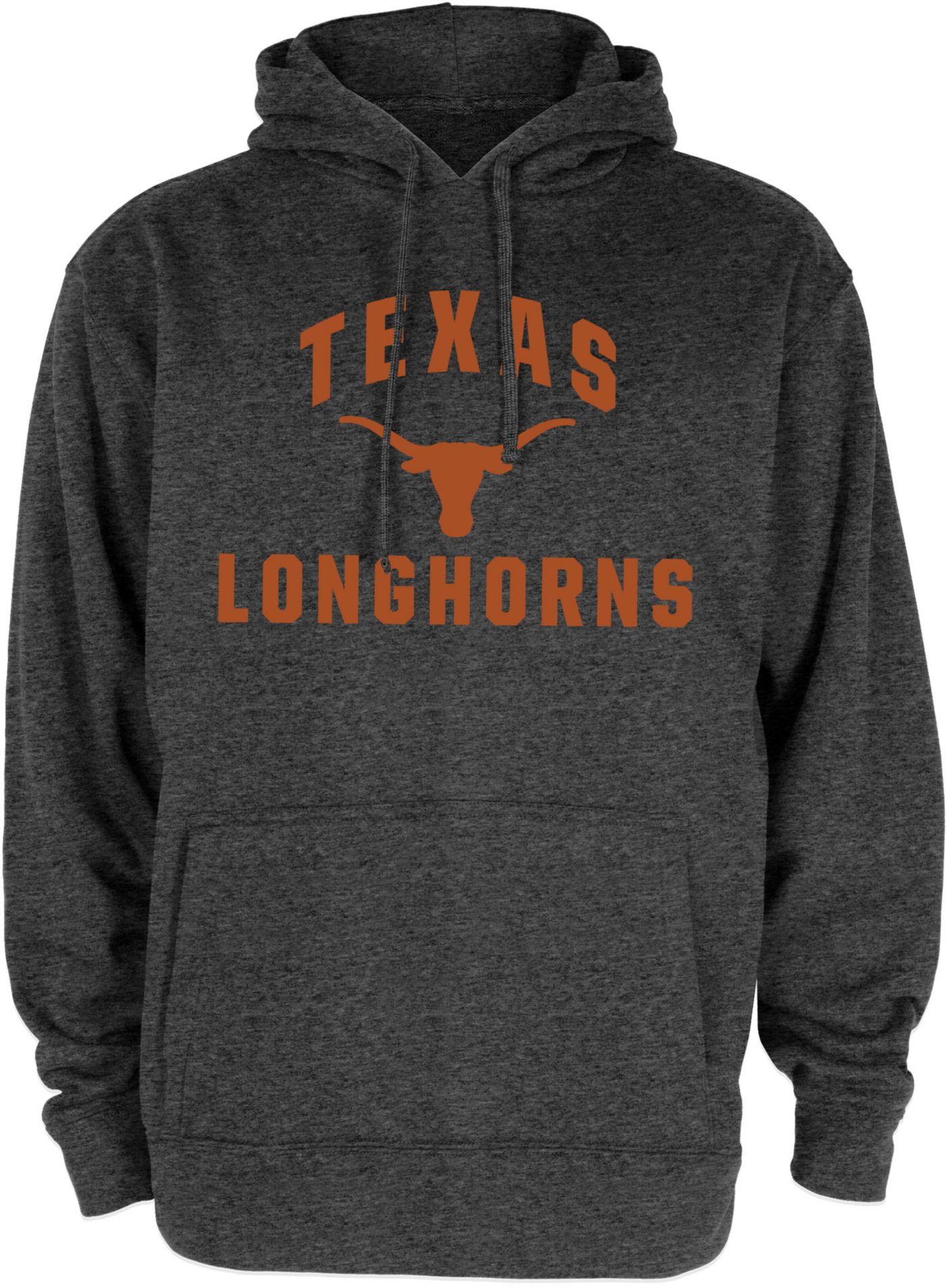 University of Texas Authentic Apparel Men's Texas Longhorns Grey Hoodie