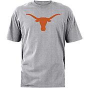 University of Texas Authentic Apparel Men's Texas Longhorns Grey T-Shirt