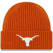 University of Texas Authentic Apparel Men's Texas Longhorns Burnt Orange Classic Knit Beanie