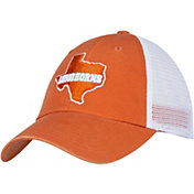 University of Texas Authentic Apparel Men's Texas Longhorns Burnt Orange State Proud Adjustable Trucker Hat