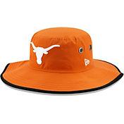 New Era Men's Texas Longhorns Burnt Orange Stretch Bucket Hat