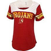USC Authentic Apparel Women's USC Trojans Cardinal Candice T-Shirt