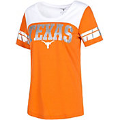 University of Texas Authentic Apparel Women's Texas Longhorns Burnt Orange Candice T-Shirt