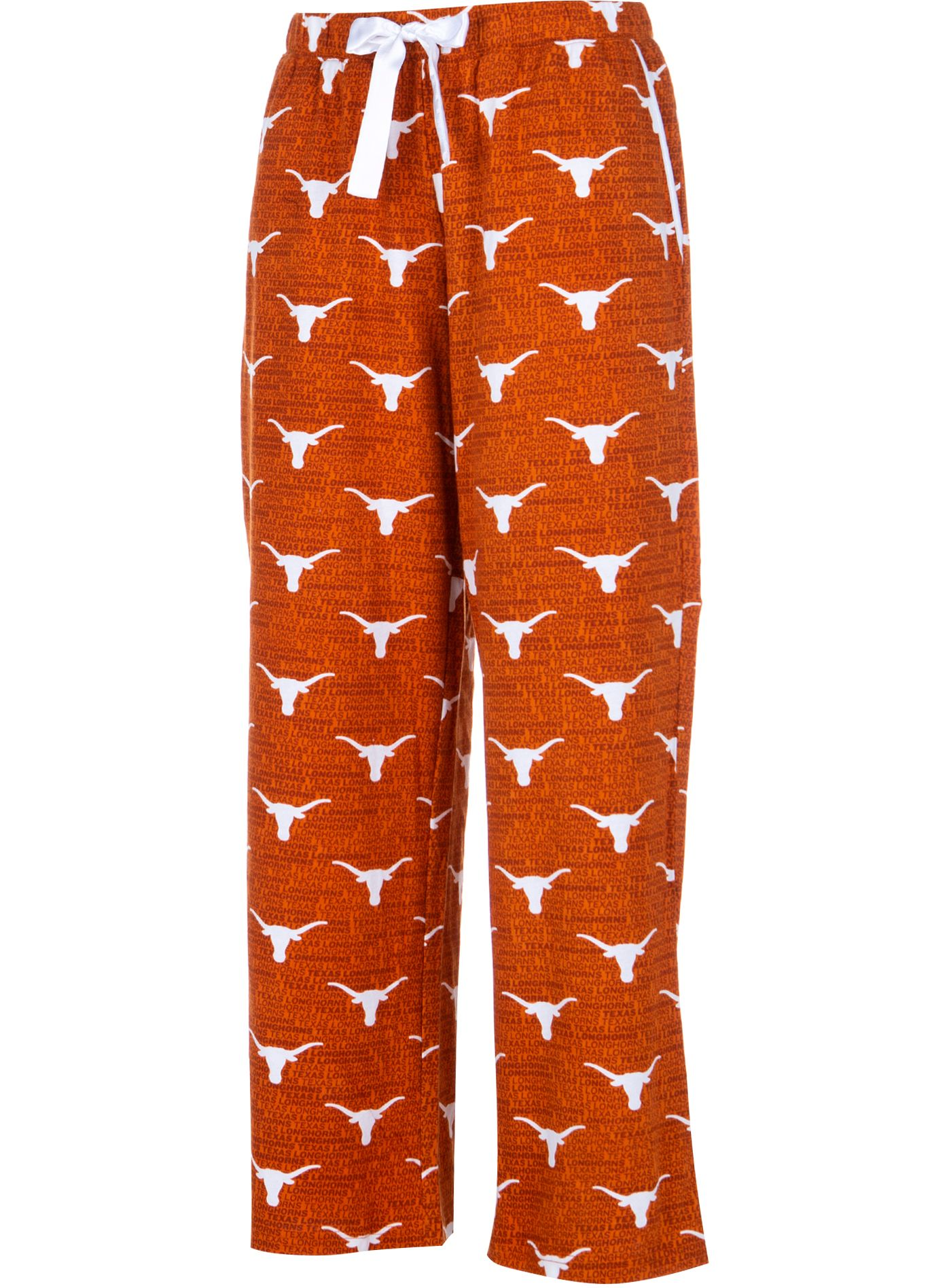 University of Texas Authentic Apparel Women's Texas Longhorns Burnt Orange Shayla Sleep Pants