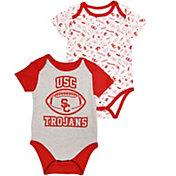 USC Authentic Apparel Infant USC Trojans Woodwin 2-Pack Bodysuit Set