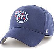 '47 Boys' Tennessee Titans Basic MVP Kid Navy Hat