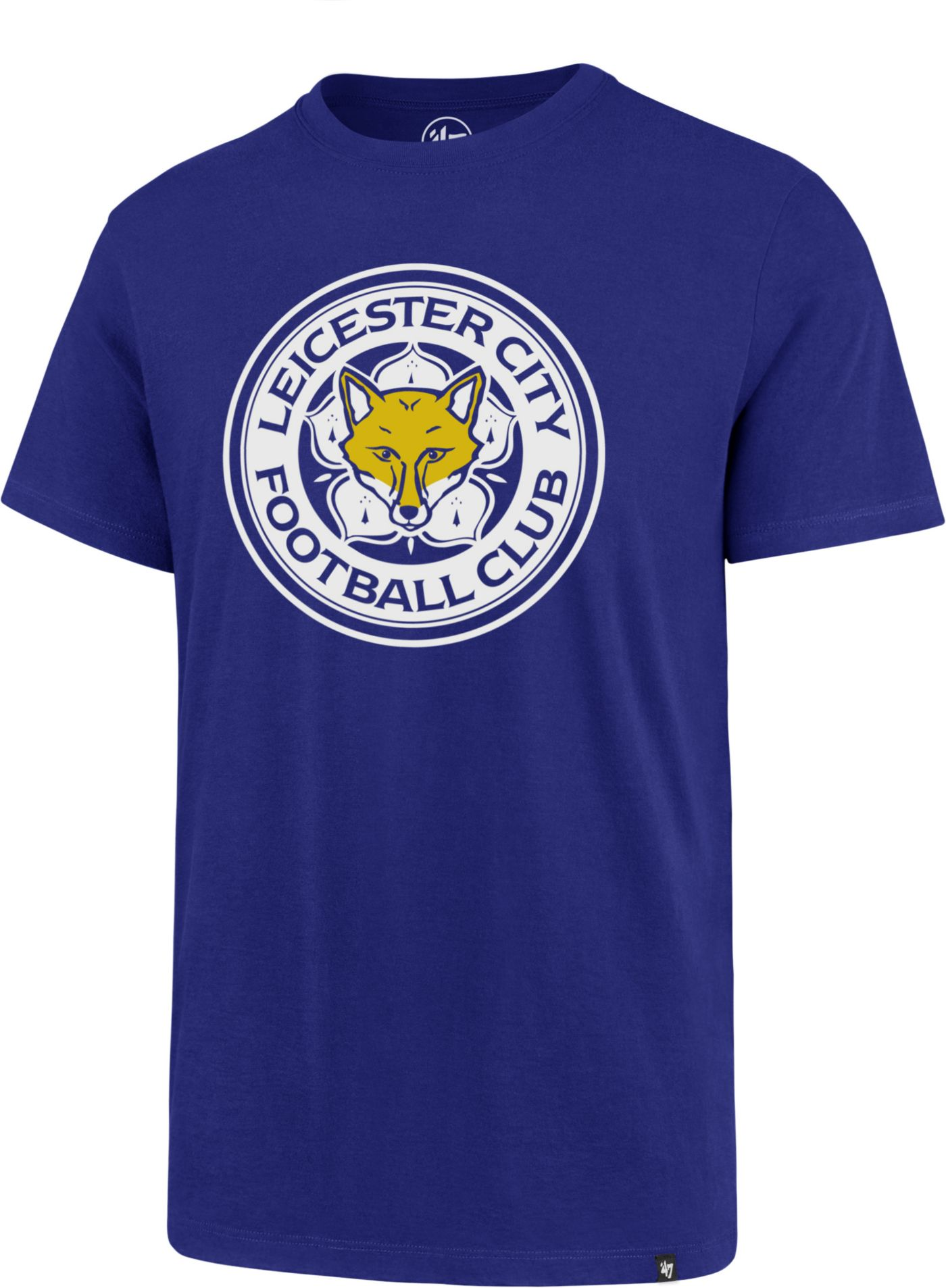 '47 Men's Leicester City Super Rival Royal T-Shirt