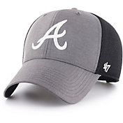 '47 Men's Atlanta Braves Grimm MVP Adjustable Hat
