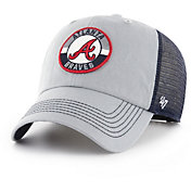'47 Men's Atlanta Braves Porter Clean Up Adjustable Hat