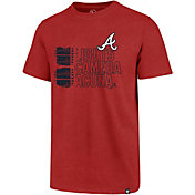 '47 Men's Atlanta Braves Ronald Acuna Red T-Shirt