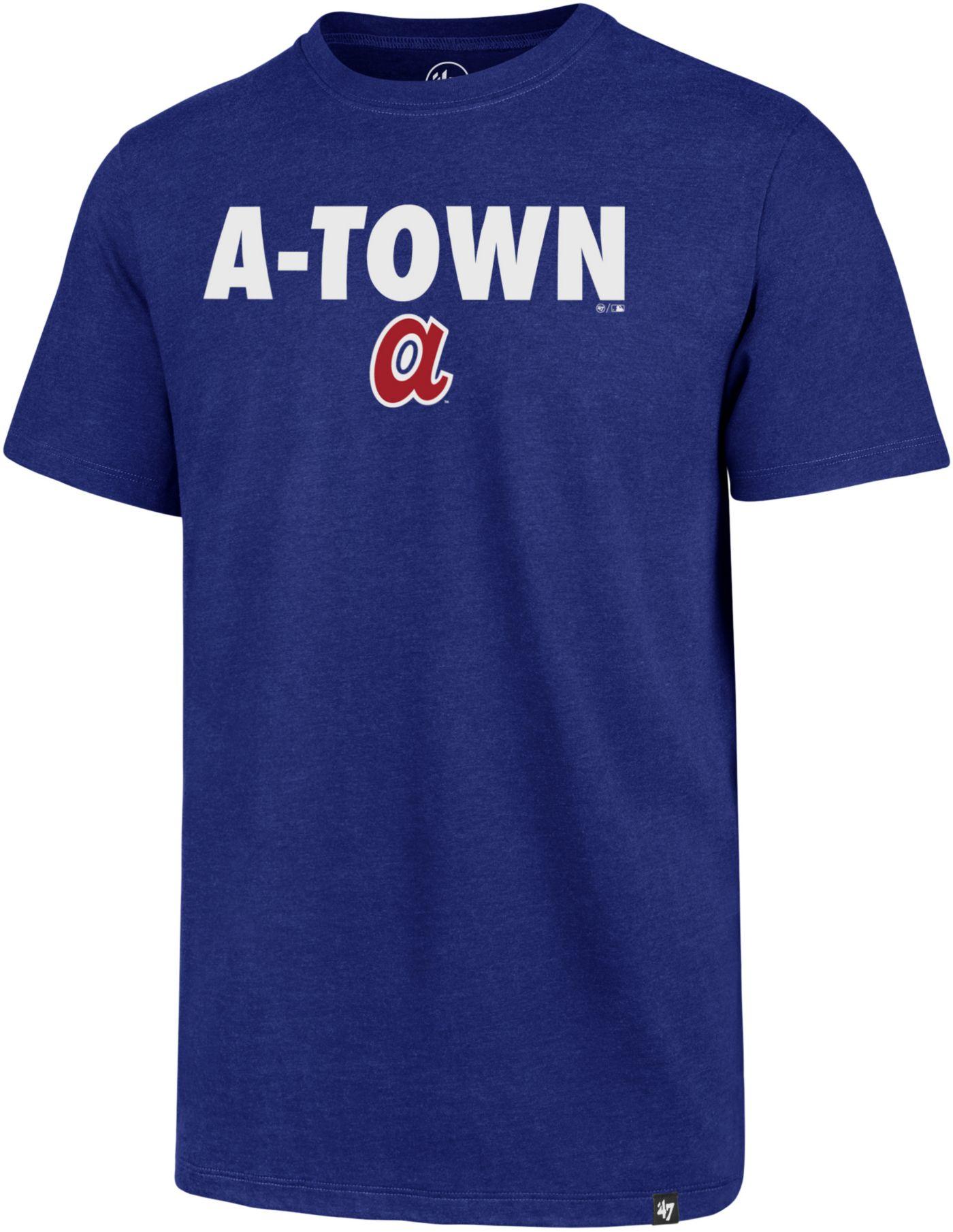 '47 Men's Atlanta Braves Club T-Shirt
