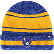 '47 Men's Milwaukee Brewers Knit Hat