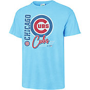 '47 Men's Chicago Cubs Vintage Blue T-Shirt