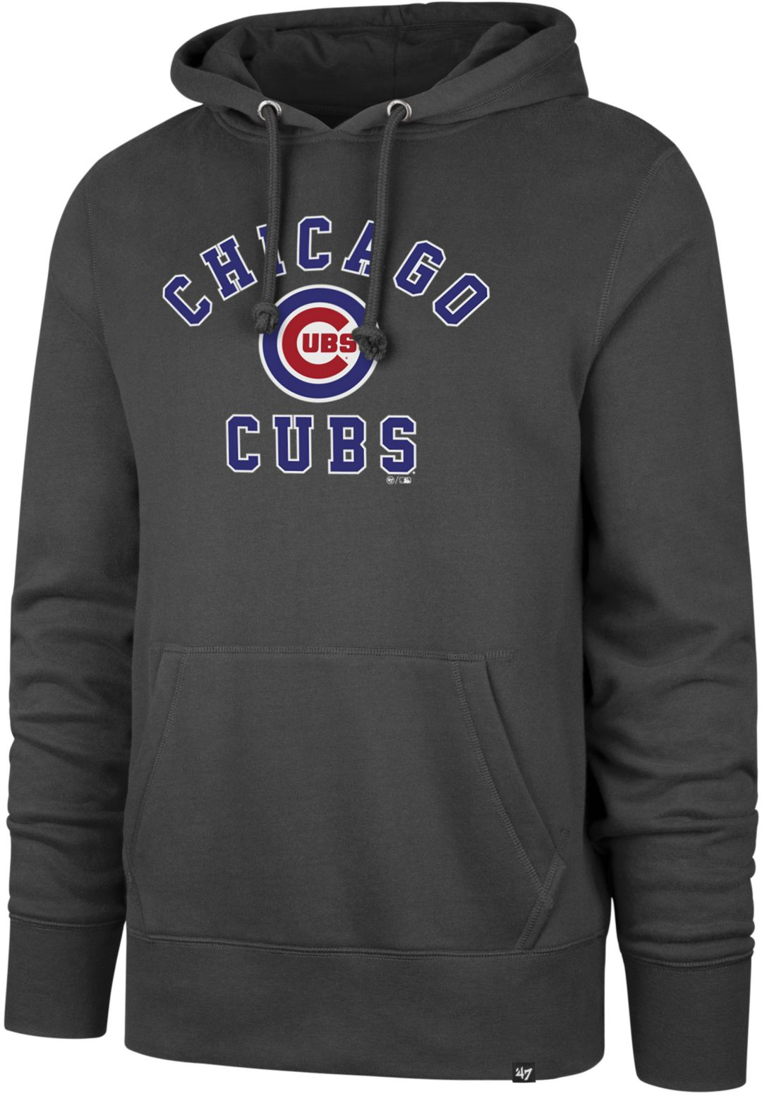 purchase cheap c6dc4 32b8a '47 Men's Chicago Cubs Headline Pullover Hoodie