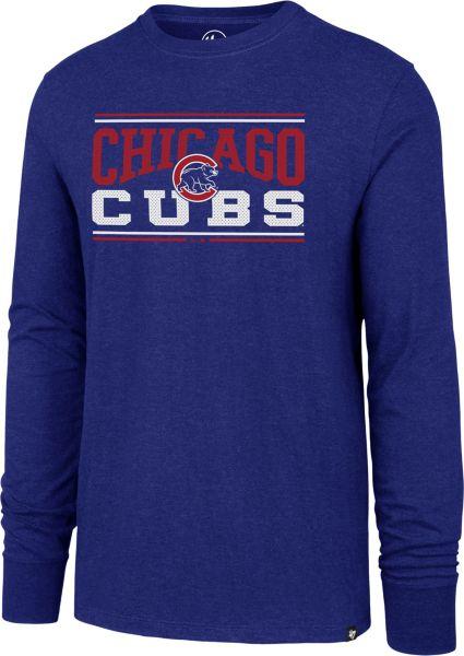 47 Men s Chicago Cubs Club Long Sleeve Shirt  6bde40942c6