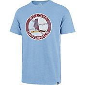 '47 Men's St. Louis Cardinals Blue Scrum T-Shirt