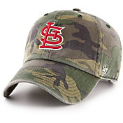 buy popular 82f47 0f9c1 Product Image ·  47 Men s St. Louis Cardinals Camo Clean Up Adjustable Hat  ·