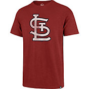 '47 Men's St. Louis Cardinals Red Scrum T-Shirt