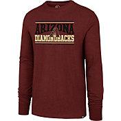 '47 Men's Arizona Diamondbacks Club Long Sleeve Shirt