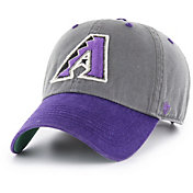 '47 Men's Arizona Diamondbacks Prewett Clean Up Adjustable Hat