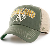 '47 Men's Oakland Athletics Tuscaloosa Clean Up Adjustable Hat