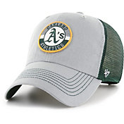 '47 Men's Oakland Athletics Porter Clean Up Adjustable Hat