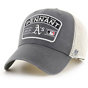 '47 Men's Oakland Athletics 2019 MLB Postseason Locker Room Adjustable Hat