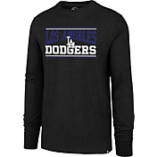 '47 Men's Los Angeles Dodgers Club Long Sleeve Shirt