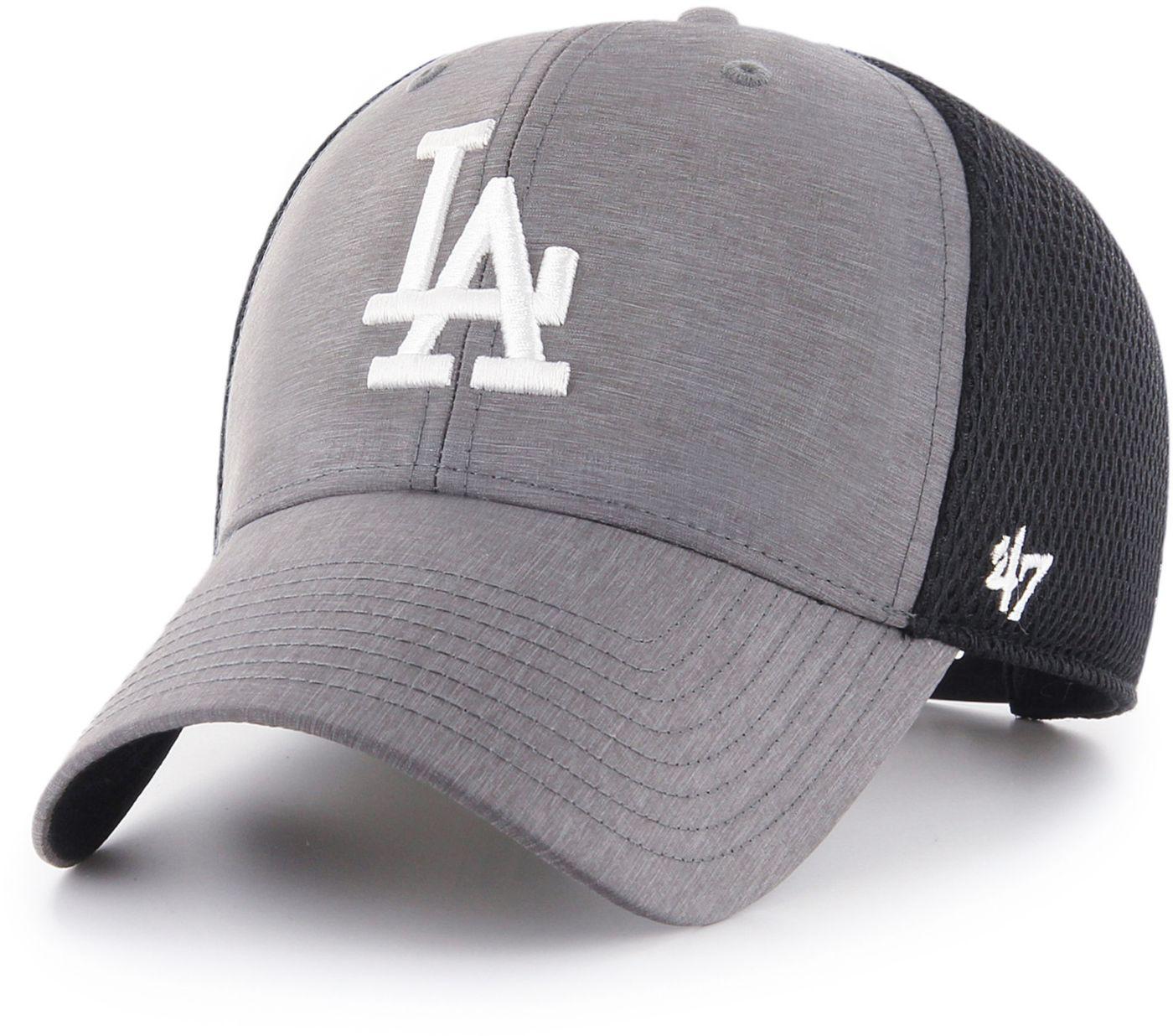 '47 Men's Los Angeles Dodgers Grimm MVP Adjustable Hat
