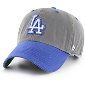 '47 Men's Los Angeles Dodgers Prewett Clean Up Adjustable Hat