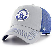 '47 Men's Los Angeles Dodgers Porter Clean Up Adjustable Hat