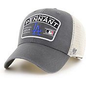 '47 Men's Los Angeles Dodgers 2019 MLB Postseason Locker Room Adjustable Hat
