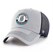 '47 Men's Seattle Mariners Porter Clean Up Adjustable Hat