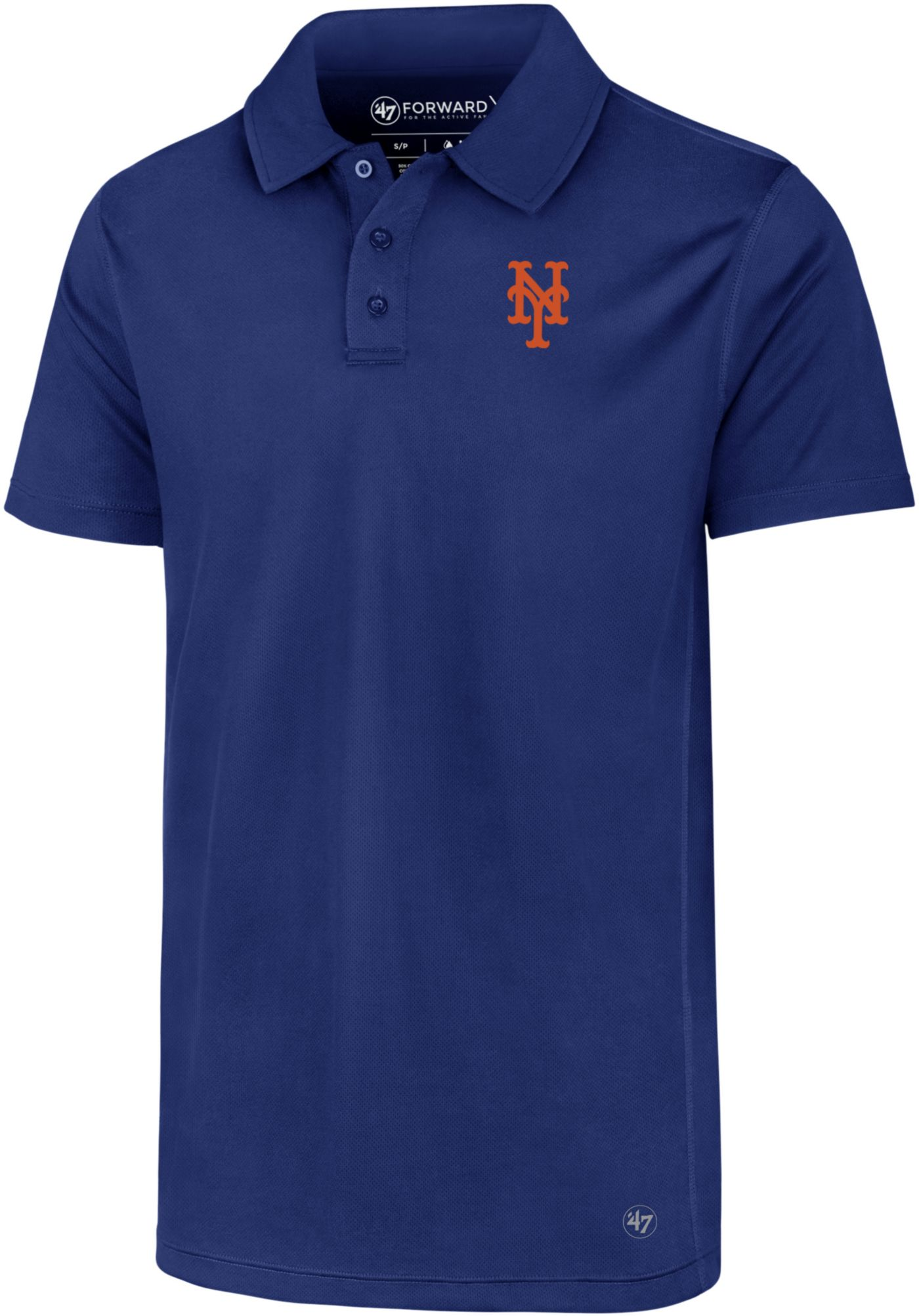 '47 Men's New York Mets Ace Performance Polo