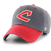 '47 Men's Cleveland Indians Prewett Clean Up Adjustable Hat