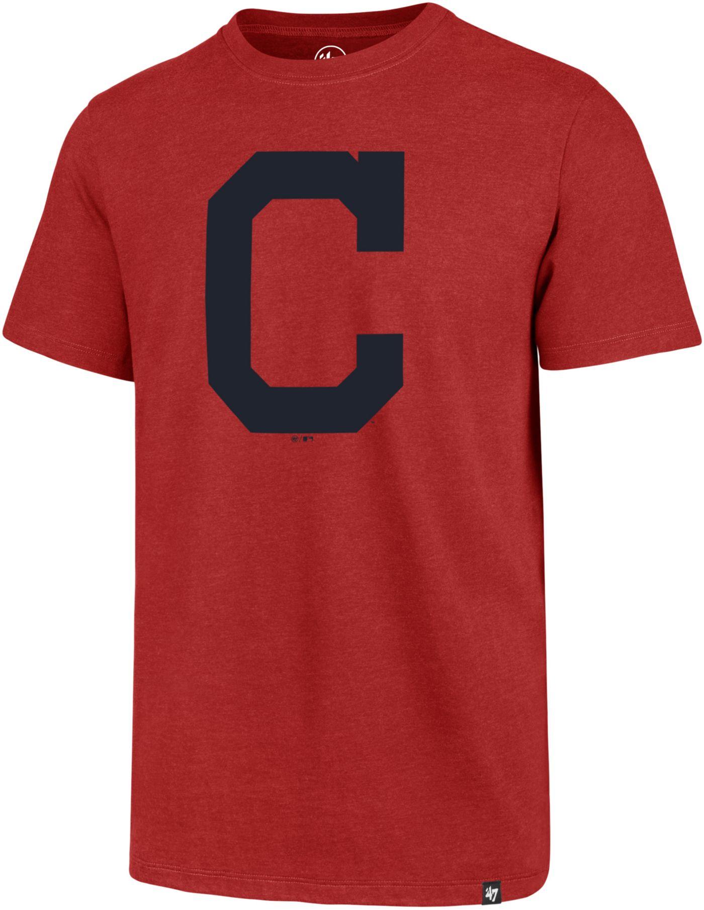 '47 Men's Cleveland Indians Club T-Shirt