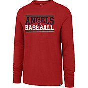 '47 Men's Los Angeles Angels Club Long Sleeve Shirt