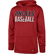 '47 Men's Los Angeles Angels Headline Pullover Hoodie