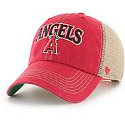 '47 Men's Los Angeles Angels Tuscaloosa Clean Up Adjustable Hat